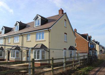 Thumbnail 4 bed semi-detached house to rent in Millway Furlong, Haddenham, Aylesbury