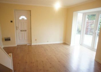 Thumbnail 1 bed semi-detached house to rent in Hyde Close, Newport Pagnell, Milton Keynes