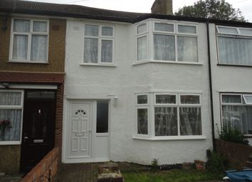 Thumbnail 3 bed terraced house to rent in Athelstone Road, Harrow Weald