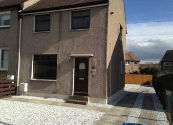 Thumbnail 2 bed semi-detached house to rent in Main Street, Redding, Falkirk