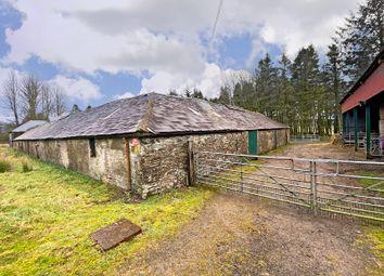 Thumbnail 3 bed barn conversion for sale in Twiglees, Boreland, Lockerbie