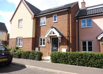 Thumbnail 2 bed terraced house to rent in Spencer Crescent, Diss