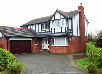Thumbnail 4 bed detached house to rent in Hollin Bank, Tromode Woods, Braddan, Douglas, Isle Of Man