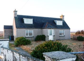 Thumbnail 4 bedroom detached house for sale in Cross Skigersta Road, Ness, Isle Of Lewis