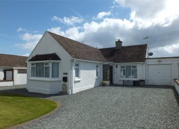 Thumbnail 3 bed detached bungalow for sale in Golwg Y Mor, Fourwinds Lane, Penally, Tenby