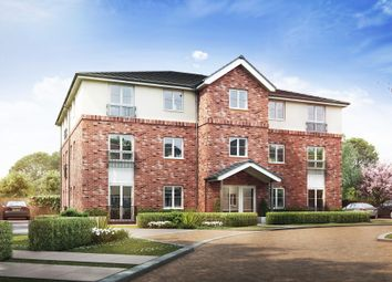 "Thumbnail 2 bed flat for sale in ""Prestbury II"" at London Road, Nantwich"