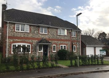 Thumbnail 5 bed detached house for sale in Comfrey Close, Farnborough