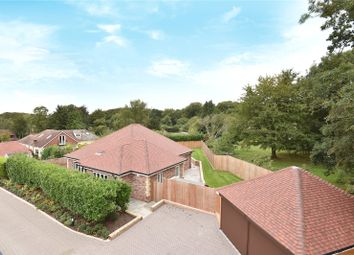 Thumbnail 3 bedroom bungalow for sale in Woodfield Drive, Windsor Road, Medstead, Alton