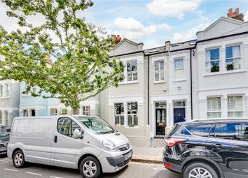 Thumbnail 4 bed terraced house for sale in Allestree Road, Fulham, London