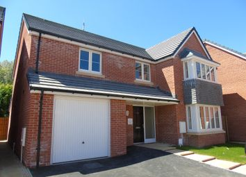 Thumbnail 4 bed detached house for sale in St Lythans Park, Culverhouse Cross, Cardiff