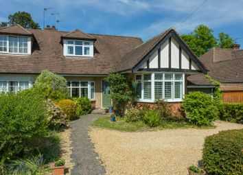 Thumbnail 3 bed semi-detached bungalow for sale in Kenilworth Drive, Croxley Green, Hertfordshire