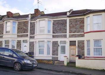 Thumbnail 3 bed terraced house for sale in Grindell Road, Bristol