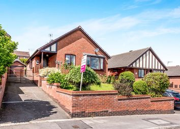 Thumbnail 3 bed detached bungalow for sale in Curlew Close, Uttoxeter