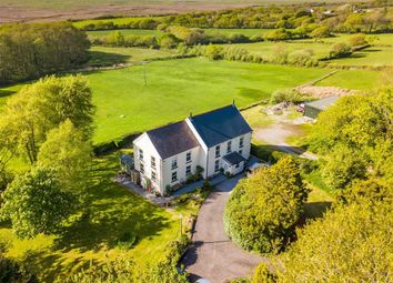 Thumbnail 5 bed detached house for sale in Llanrhidian, Swansea