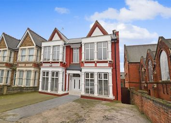 Thumbnail 4 bedroom semi-detached house for sale in Acton Lane, London