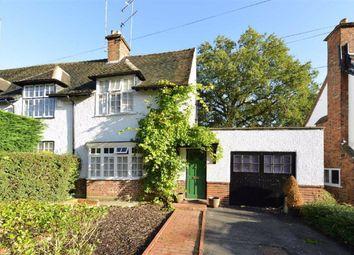 Thumbnail 3 bedroom cottage for sale in Oakwood Road, Hampstead Garden Suburb