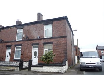 Thumbnail 3 bed end terrace house to rent in Victoria Street, Radcliffe, Manchester