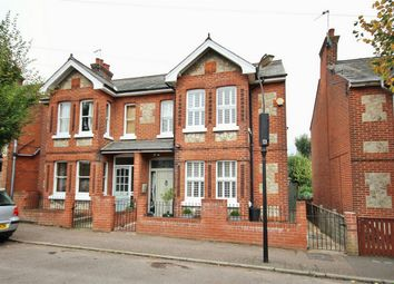 Thumbnail 5 bed semi-detached house for sale in Athelstan Road, Lexden, Colchester, Essex