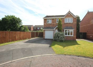 Thumbnail 4 bed detached house for sale in Stainer Close, Newton-Le-Willows