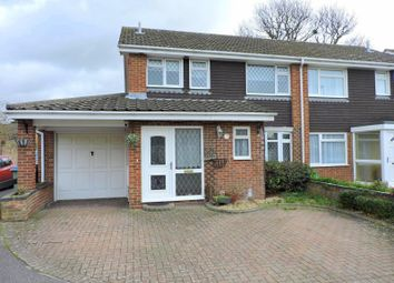 Thumbnail 4 bed semi-detached house to rent in Wild Ridings, Fareham