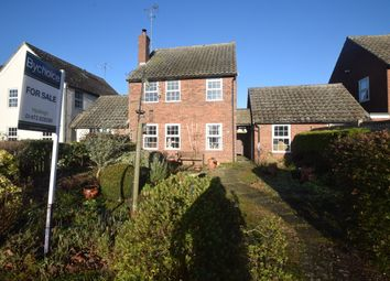 Thumbnail 3 bedroom link-detached house for sale in Ann Beaumont Way, Hadleigh, Ipswich