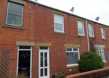 Thumbnail 2 bedroom terraced house for sale in Alexandra Road, Morpeth