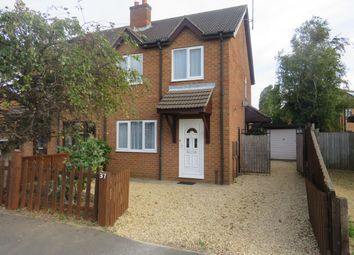 Thumbnail 2 bed property to rent in Marshland Drive, Holbeach, Spalding