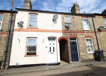 Thumbnail 2 bed terraced house for sale in Merritt Street, Huntingdon