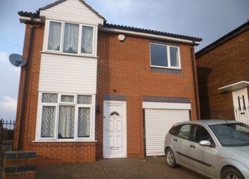 Thumbnail 4 bedroom detached house to rent in Wood Lane, West Bromwich