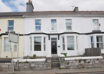 Thumbnail 4 bed terraced house for sale in Hyde Park Road, Mutley, Plymouth