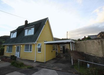 Thumbnail 3 bed detached house for sale in Hillside, Risca, Newport