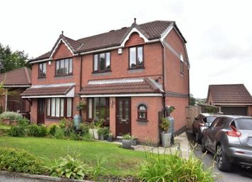 Thumbnail 3 bedroom semi-detached house for sale in Gresley Avenue, Horwich, Bolton