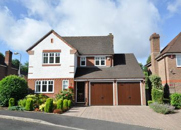 Thumbnail 5 bed detached house for sale in Sundbury Rise, Bournville Village Trust, Northfield