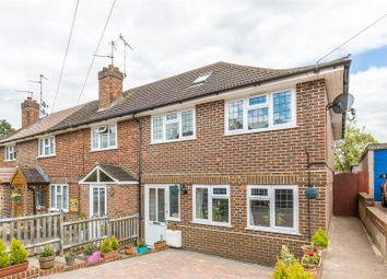 Thumbnail 3 bed semi-detached house for sale in Westways, Westerham