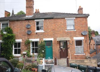 Thumbnail 3 bed end terrace house for sale in 9 Lygon Bank, Malvern, Worcestershire
