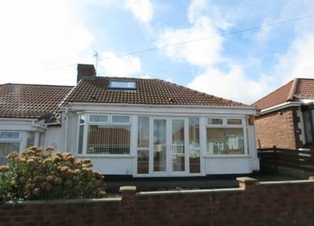 Thumbnail 2 bed semi-detached bungalow for sale in Rosedale Terrace, Peterlee