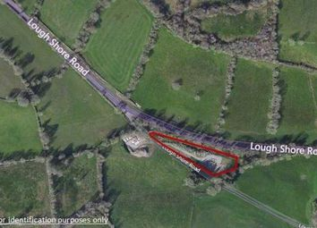 Thumbnail Land for sale in Site At Lough Shore Road, Blaney, Enniskillen, County Fermanagh