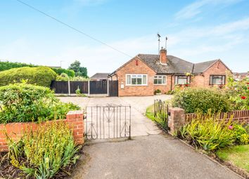 Thumbnail 2 bed detached bungalow for sale in Moss Grove, Kingswinford
