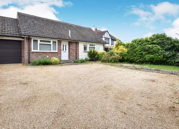 Thumbnail 3 bed detached bungalow for sale in Church Lane, Little Leighs, Chelmsford