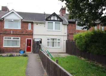 Thumbnail 3 bed terraced house to rent in Katherine Road, Thurcroft, Rotherham