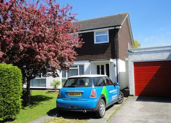 Thumbnail 3 bed semi-detached house to rent in Sherwood Close, Kennington, Ashford