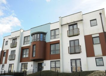 Thumbnail 2 bedroom flat for sale in Oates Road, Milehouse, Plymouth, Devon