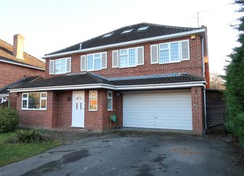 Thumbnail 6 bedroom detached house for sale in Beverley Close, Basingstoke, Hampshire