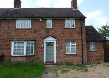 Thumbnail 3 bed property to rent in Fairfield Avenue, Datchet, Slough