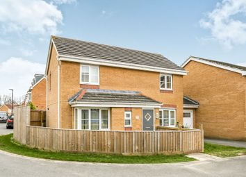 Thumbnail 3 bed link-detached house for sale in Brickfield Close, Newport