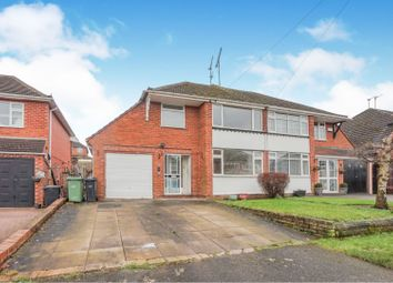 Thumbnail 3 bed semi-detached house for sale in Southerndown Road, Dudley