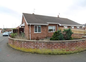 Thumbnail 2 bed semi-detached house for sale in Trent Way, Newark