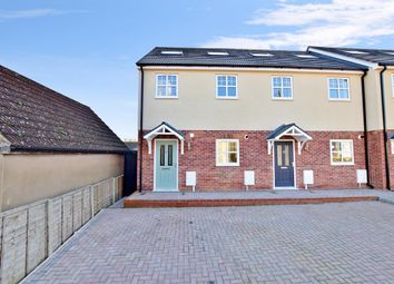 Thumbnail 3 bed terraced house to rent in Bradley Road, Upper Halling, Rochester