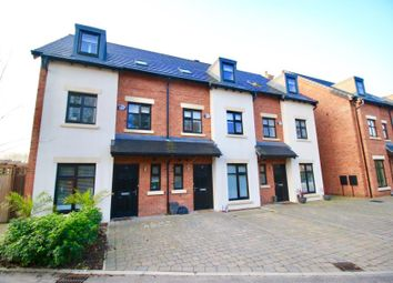 Thumbnail 4 bed town house to rent in Old Boatyard Lane, Worsley, Manchester