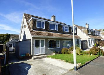 Thumbnail 3 bed semi-detached house for sale in Beech Close, Tavistock